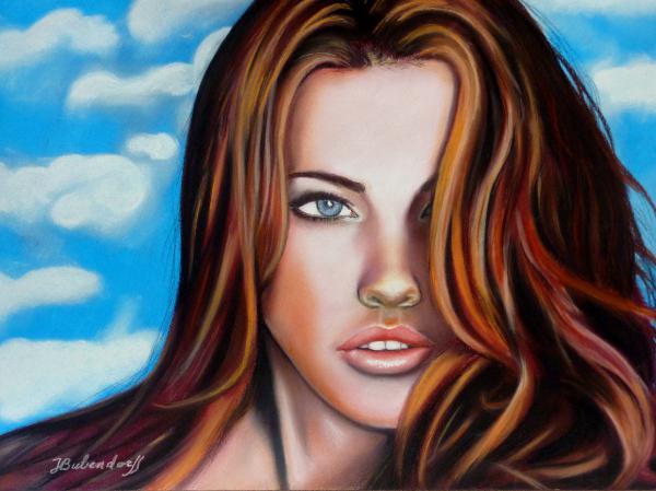 Adriana Lima by 2tones